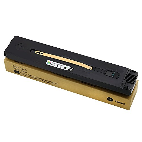 30,000 Pages Caire(TM) Compatible for Xerox DocuColor 240 242 250 252 260 Toner Cartridge 006R01219 Black (DC240:K)