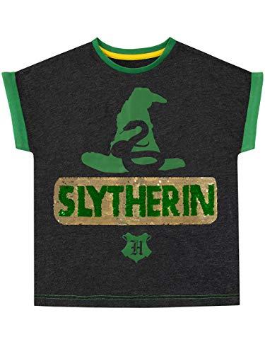 Harry Potter Meisjes Slytherin T-Shirt