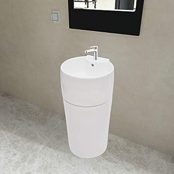 Amazon.com: Daonanba - Soporte para lavabo de baño con ...