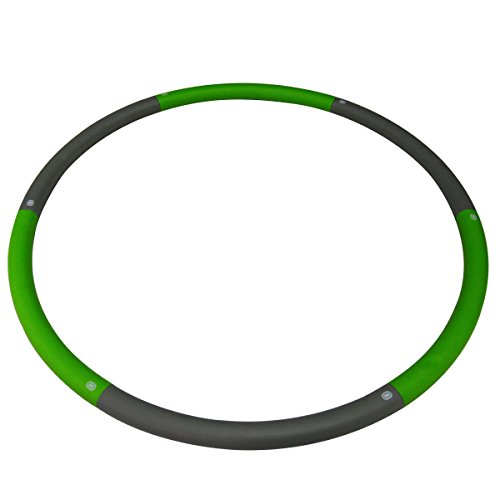 ActionLine KY-65012 2.6-Pound Fitness Hoop / Weighted Hula Hoop