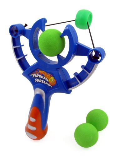 Foam Fireball Slingshot Toy Kids