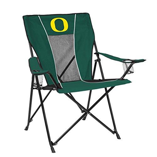Logo Brands NCAA Oregon Game Time Chair