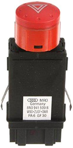 Amazoncom OES Genuine Hazard Flasher Switch for select Audi TTTT