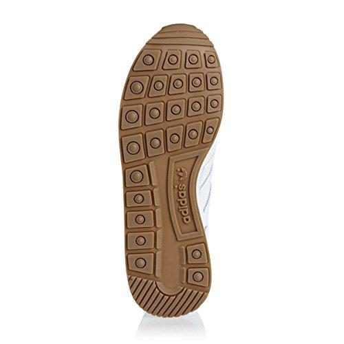 Bianco Adidas Scarpe Da Sneaker Top Multicolore Uomo Zx Og Originals 500 Calzature iXuTOkPZ