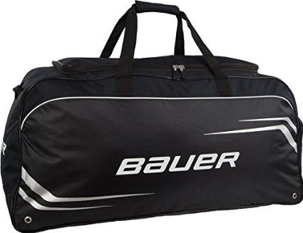 Bauer S14 Goalie Premium Carry Bag, Black, Large