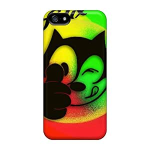 High Quality Hard Phone Cases For iphone 6 plus (nqn14313zcTo) Provide Private Custom Trendy Felix The Cat Series