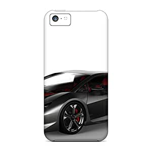 Case888cover Cases Covers For Iphone 5c - Retailer Packaging Lamborghini Sesto Elemento Protective Cases