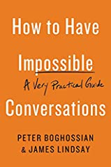 """""""This is a self-help book on how to argue effectively, conciliate, and gently persuade. The authors admit to getting it wrong in their own past conversations. One by one, I recognize the same mistakes in me. The world would be a better place ..."""