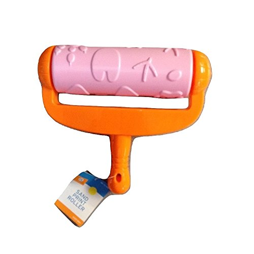 Circo Sand Roller Footprint pink & orange