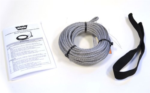 Atv Rt30 - WARN 73599 Synthetic Rope Service Kit
