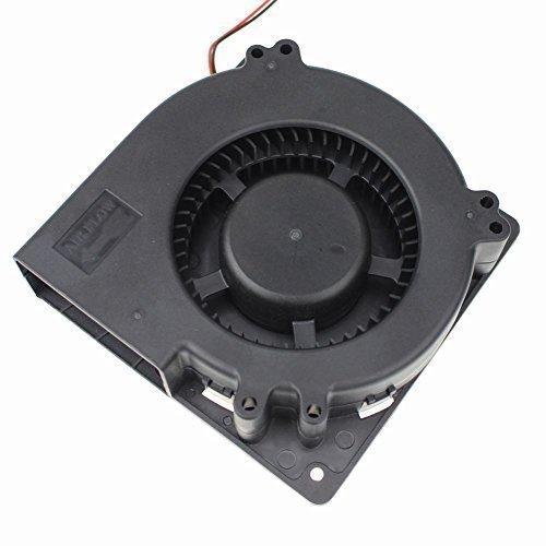 (GDSTIME Brushless Radial Blower Fan High Speed 24V DC Centrifugal Fan 120mm x120mm x)