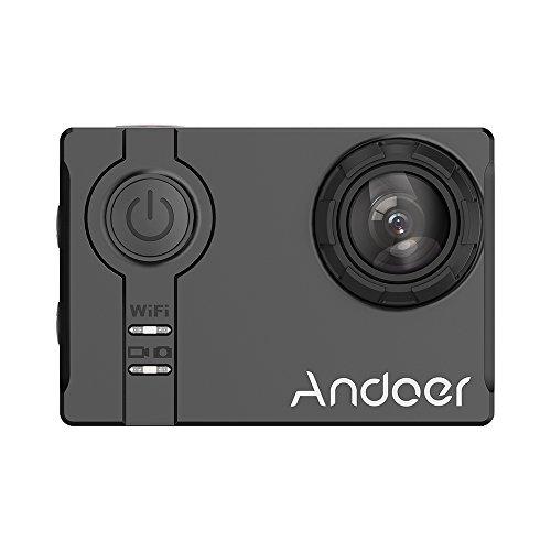 ドライブレコーダーとしても使える Andoer 4K アク …