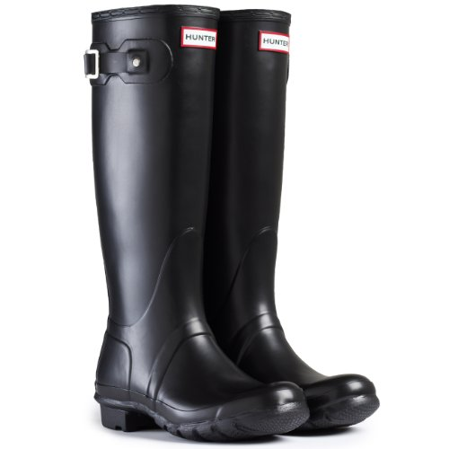 Hunter Tall Wellington Boot: Size 10 W by Hunter