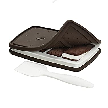 Chef'n Sweet Spot Ice Cream Sandwich Maker, Black
