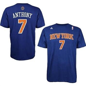 adidas Carmelo Anthony # 7 New York Knicks de la NBA Juventud ...
