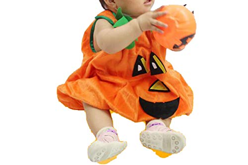 Frozen Costumes Dubai - Costume Pumpkin COutfits Toddler Halloween Dress