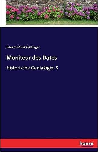 Moniteur des Dates
