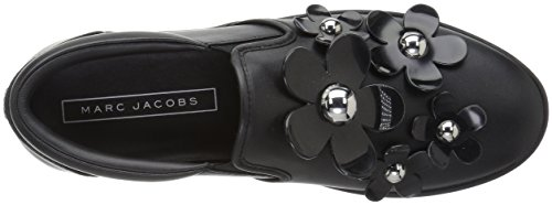 Marc Jacobs Vrouwen Daisy Slip Sneaker Zwart