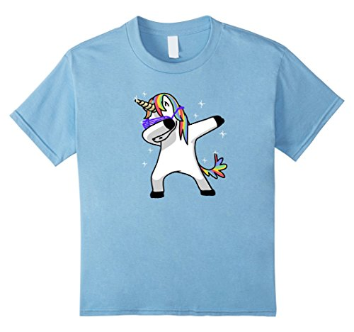 Kids Dabbing Unicorn Shirt Dab Hip Hop Funny Magic 8 Baby - It Sunglasses Emoji With Deal