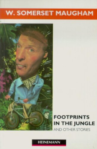 Footprints in the Jungle (Heinemann Guided Readers)