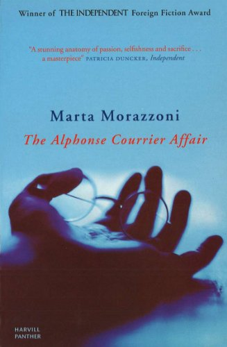 Book cover for The Alphonse Courrier Affair