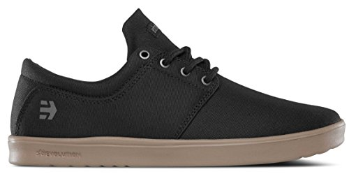 Etnies Barrage Sc, Color: Black, Size: 42 EU (9 US / 8 UK)
