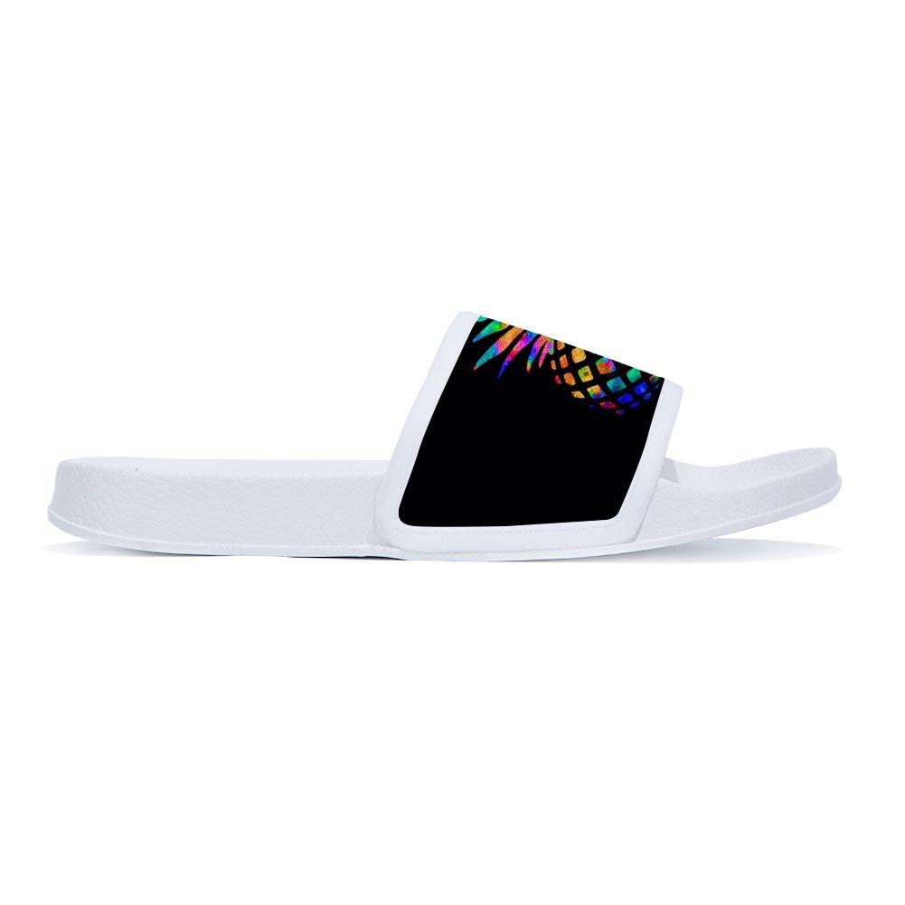 75df0fa1cf6bb Amazon.com: CoolBao Men Anti-Slip Bath Slippers Shower Shoes Indoor ...