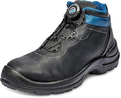 scarpe antinfortunistiche sgancio rapido