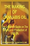 THE MAKING OF CANNABIS OIL: All You Need To Know