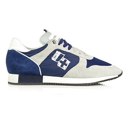 DAcquasparta Herren Sneaker Perla / Blu