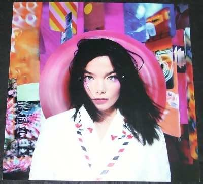 Bjork - Post Double Sided Poster/Flat