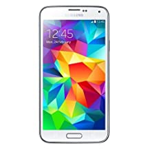 Samsung Galaxy S5 G900A Unlocked Cellphone, 16GB, White (International Version)