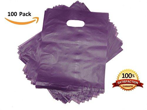 Purple Merchandise Shopping Handle Gusset product image