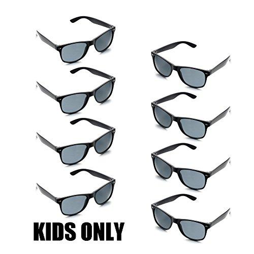 Neon Colors Party Favor Supplies Unisex Sunglasses Pack