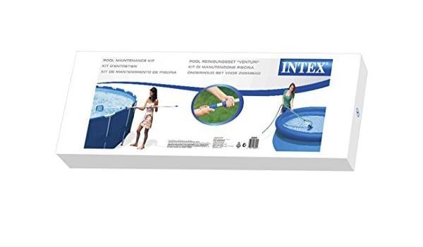 Intex Swimming Pool Maintenance Kit #28002 by Intex: Amazon.es ...