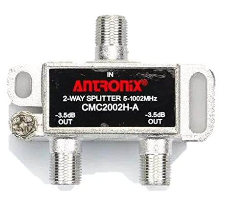 Antronix A Series CMC2000H-A 2-Way Horizontal Splitter 1 GHz 5-1002 MHZ  MoCA Capable