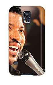 Christmas Gifts Tpu Phone Case With Fashionable Look For Galaxy S5 - Lionel Richie 8919034K96131966
