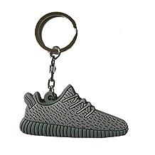 Yeezy Boost 350 Moonrock Sneaker Chicago Bulls AJ 23 Keychain Keyring