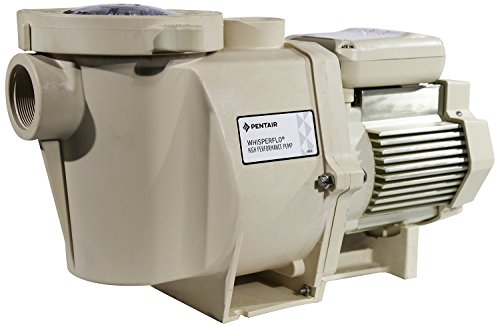 Pentair 011643 WhisperFlo High Performance TEFC Super-Duty Pool Pump, 2 Horsepower, 208-230/460V, 3 Phase Pentair Whisperflo Pump Basket