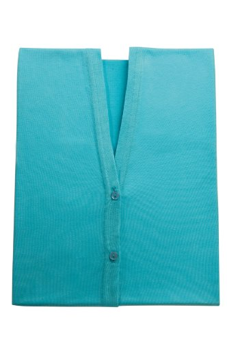 Lassig  Allover Nursing Cover, Azur by Lassig