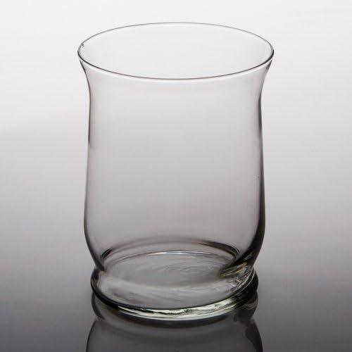 Eastland Adorn Hurricane 8 Vase Set of 12