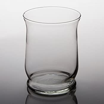 Amazon Set Of 12 Eastland Glass Adena Hurricane Vases 105
