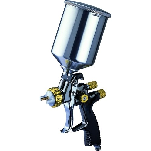 Transtar 7713S Stainless LVLP Spray Gun with 1.3mm Nozzle