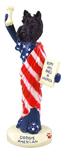 - Scottish Terrier American Doogie Collectable Figurine