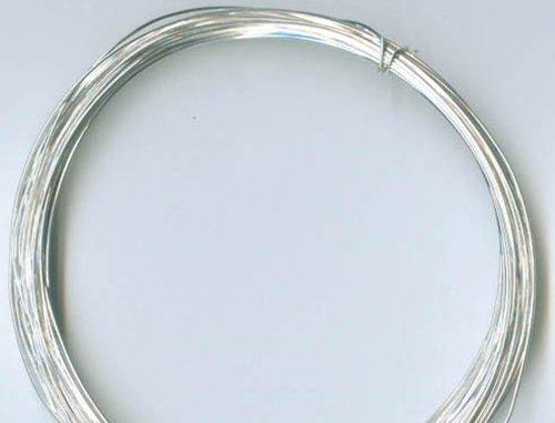 5 Feet Sterling Silver Wire - 2