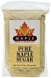 Pure Maple Sugar 25 Oz