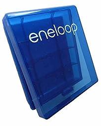 Sanyo eneloop Battery Storage Case x 4