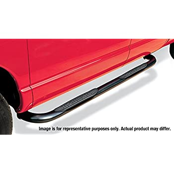 4923C 4000 Series Chrome Jeep Liberty Cab Length Side Step Go Rhino Includes Mounting Hardware and Brackets