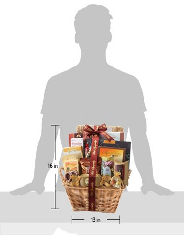 Broadway Basketeers with Sympathy Gift Basket Deluxe by Broadway Basketeers (Image #2)