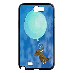 CHENGUOHONG Phone CaseAnimal Elephant Pattern For Samsung Galaxy Note 2 Case -PATTERN-13